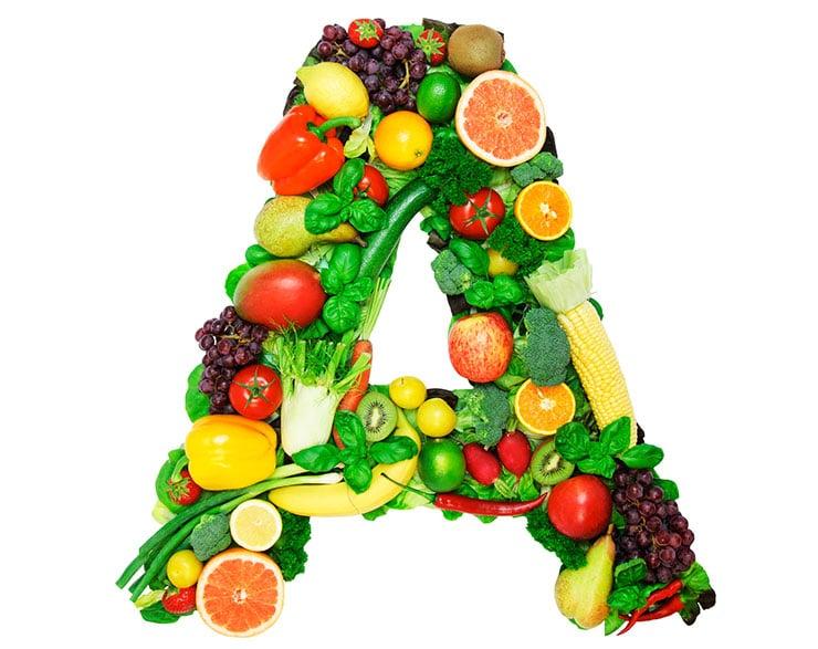 Szemünk fénye, az A-vitamin