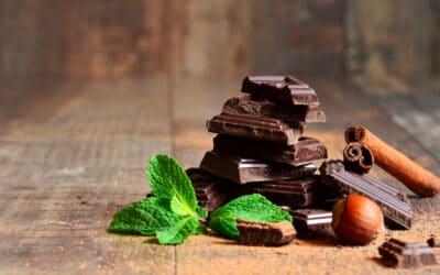 A csokoládé annyi flavonoidot tartalmaz, mint 6 db alma