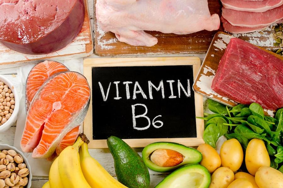 B6-vitamin – avagy a Piridoxin
